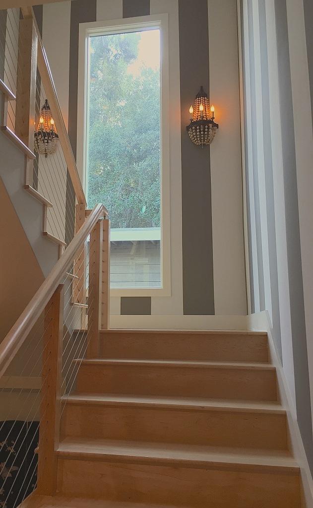 Striped Stairwell 2