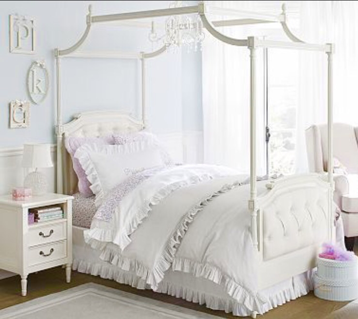 Pottery Barn Kids With the full size